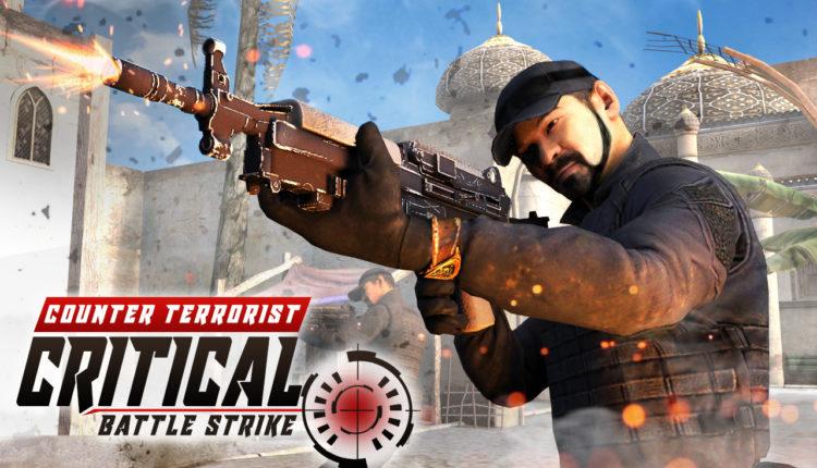 تحميل لعبة Critical Strike Counter Terrorist كاملة للاندرويد برابط مباشر