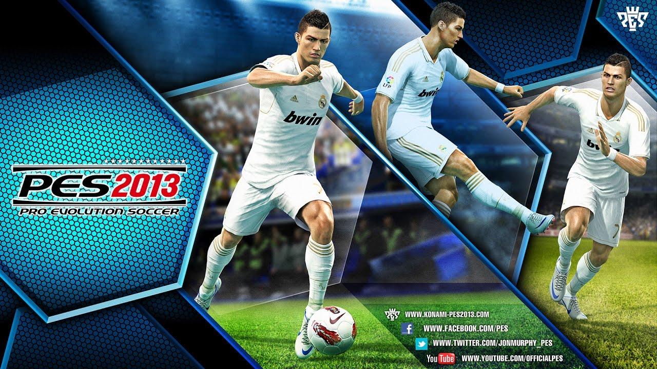 لعبة كرة القدم 2012 pes