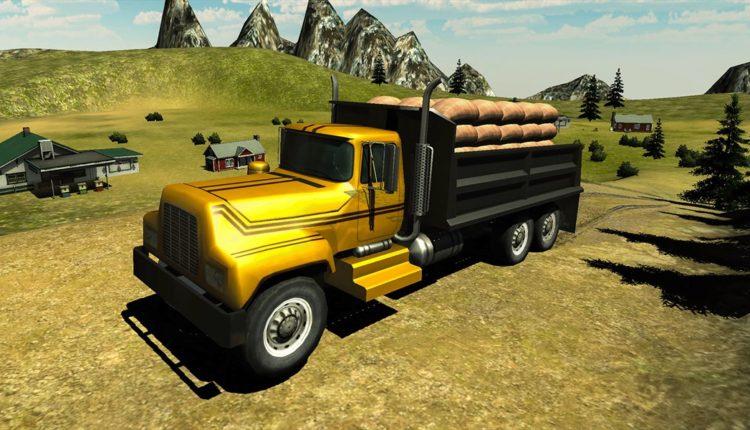 تحميل لعبة الشاحنات للكمبيوتر برابط مباشر