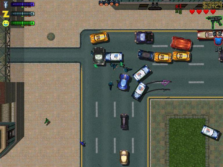 تنزيل لعبة جاتا 2 Gta للكمبيوتر برابط مباشر كاملة برامج اكسترا