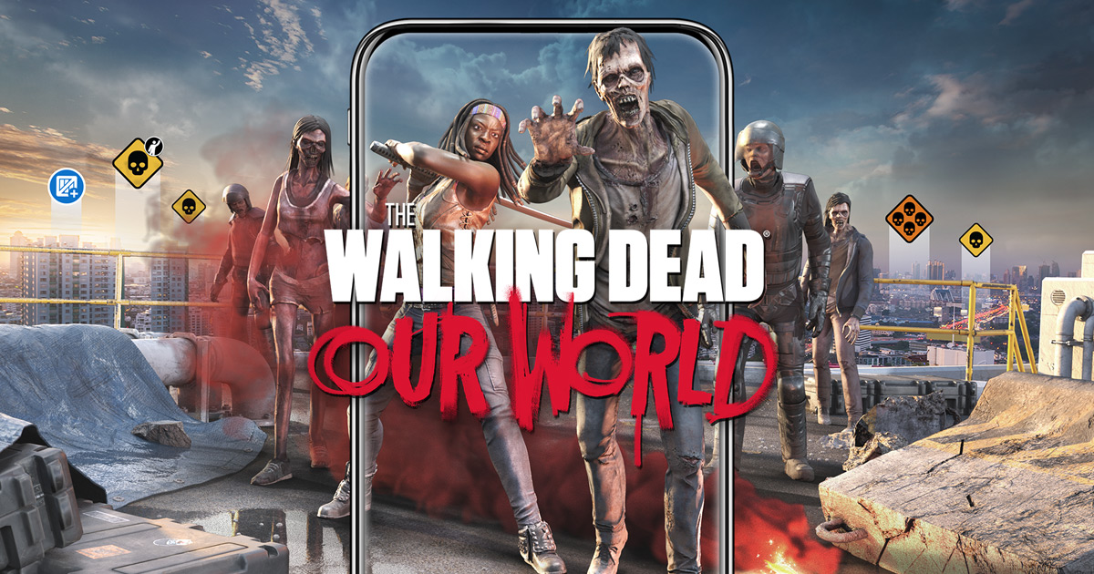 تحميل لعبة the walking dead كاملة
