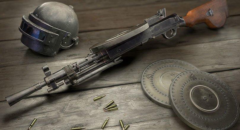 ملحقات أسلحة لعبة ببجي – لعبة PUBG