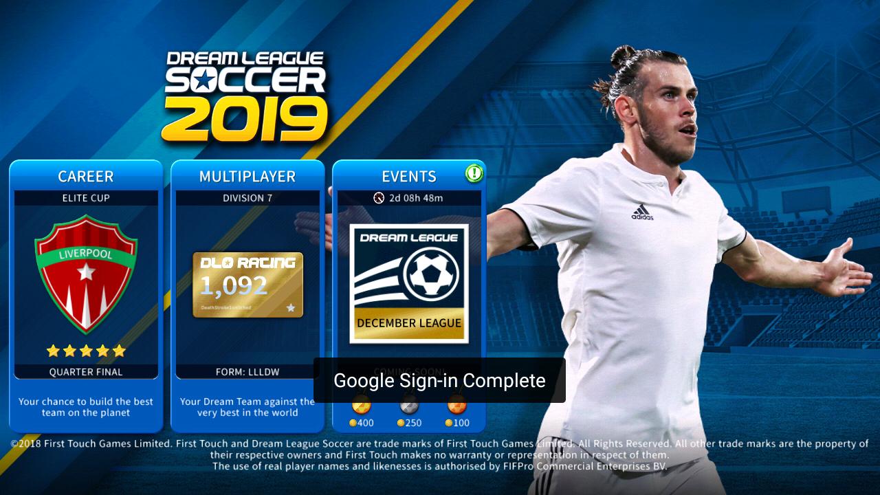 تحميل لعبة كرة القدم 2019