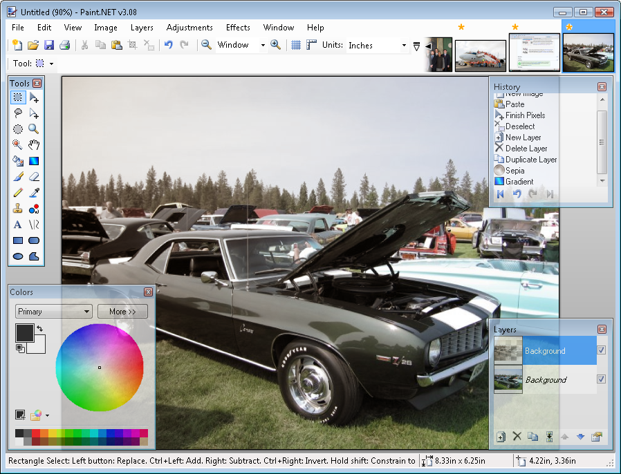 تحميل برنامج Paint NET برابط مباشر برنامج الرسام مع التعريب 93861d8010880c458f2d