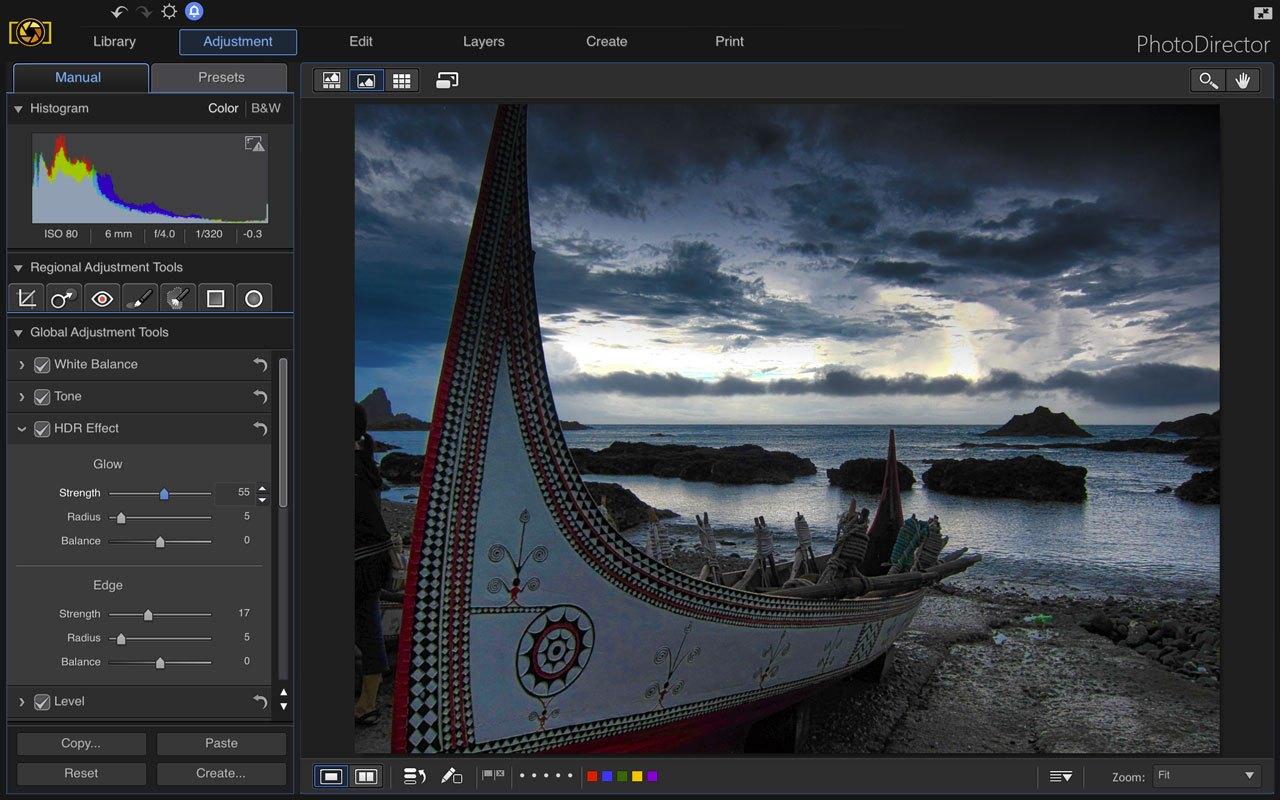 تحميل برنامج PhotoDirector فوتو دايركتور cyberlink-photodirec
