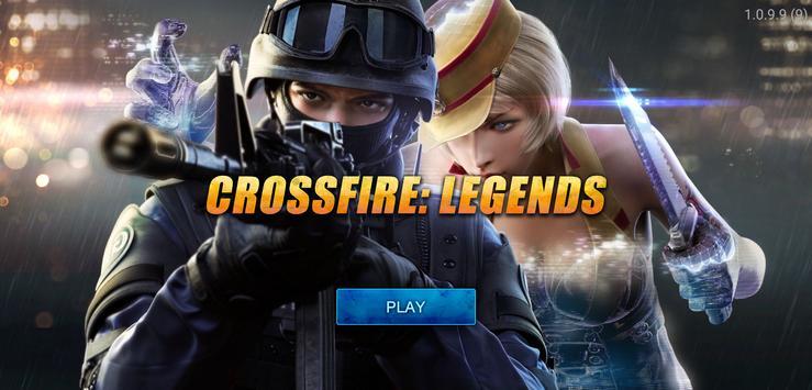 تنزيل لعبة كروس فاير Crossfire Legends للأندرويد والآيفون