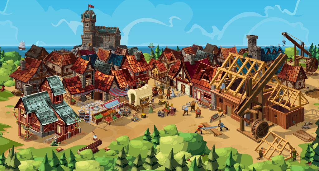 Goodgame Empire 1001 Spiele