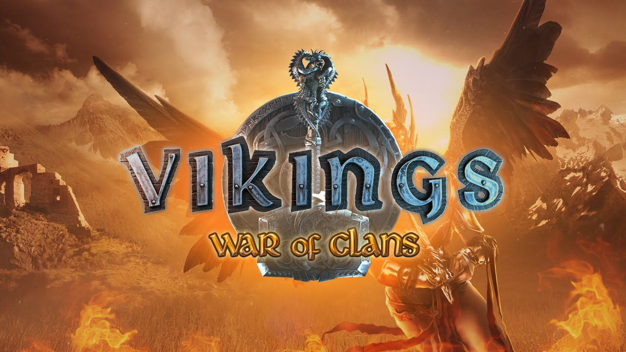 Vikings War of Clans‏