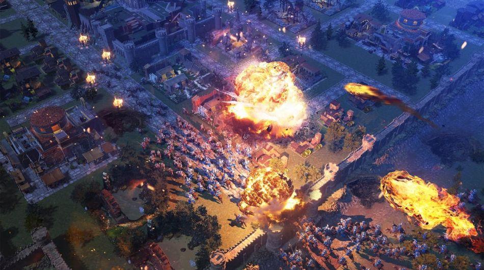 رايز اوف امبيرياس Rise of Empires Ice and Fire