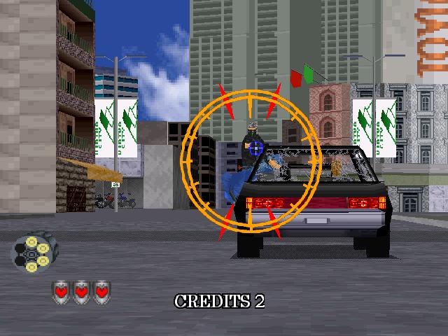 تحميل لعبة virtua cop 1