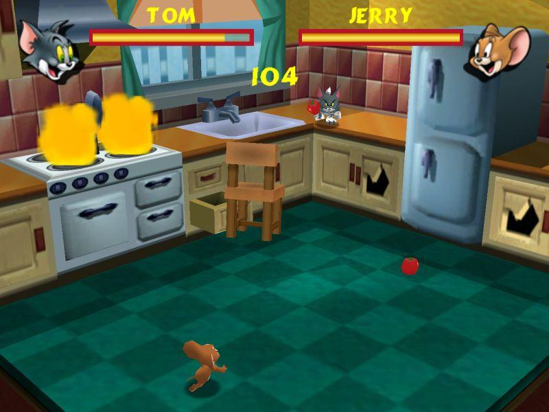 لعبة tom and jerry fists of furry من ميديا فاير
