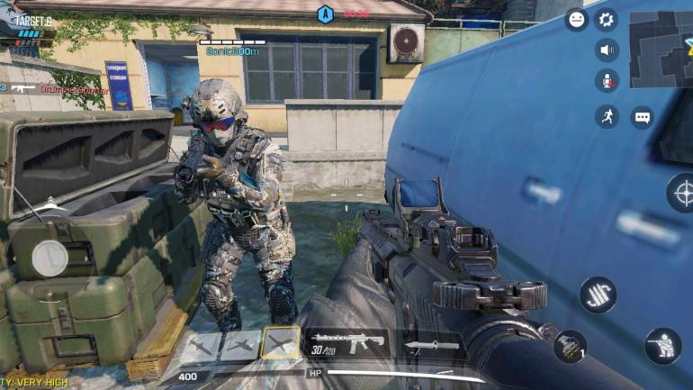 كول اوف ديوتي موبايل Call Of Duty Mobile