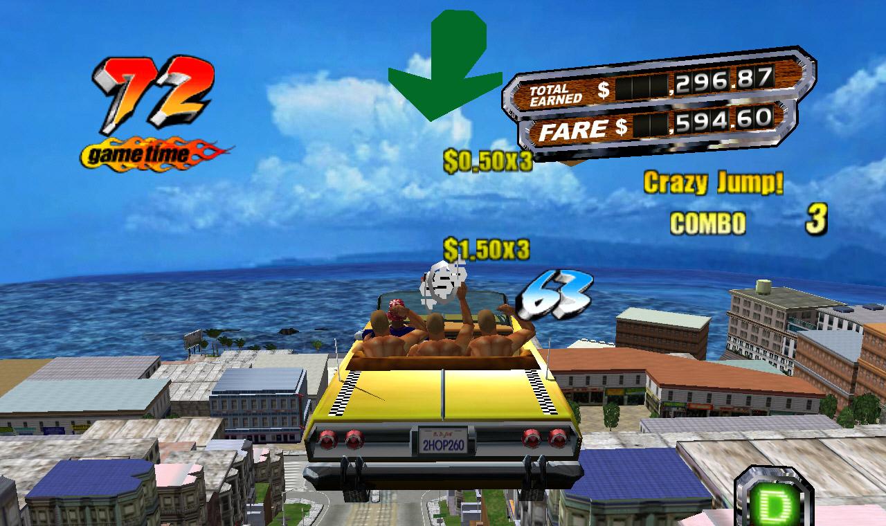 تحميل لعبة كريزى taxi الاصلية للاندرويد