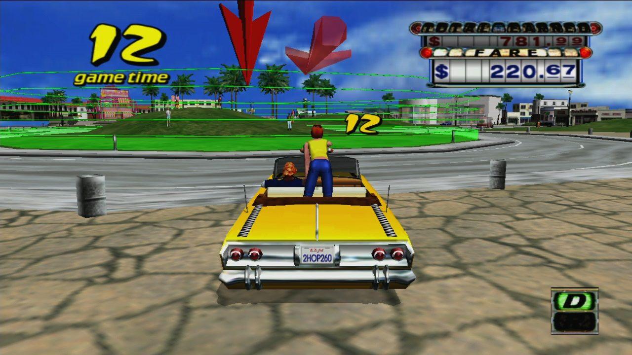 تحميل لعبة كريزى taxi الاصلية للكمبيوتر