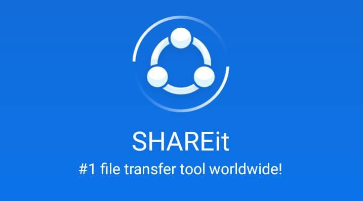 تنزيل shareit للكمبيوتر