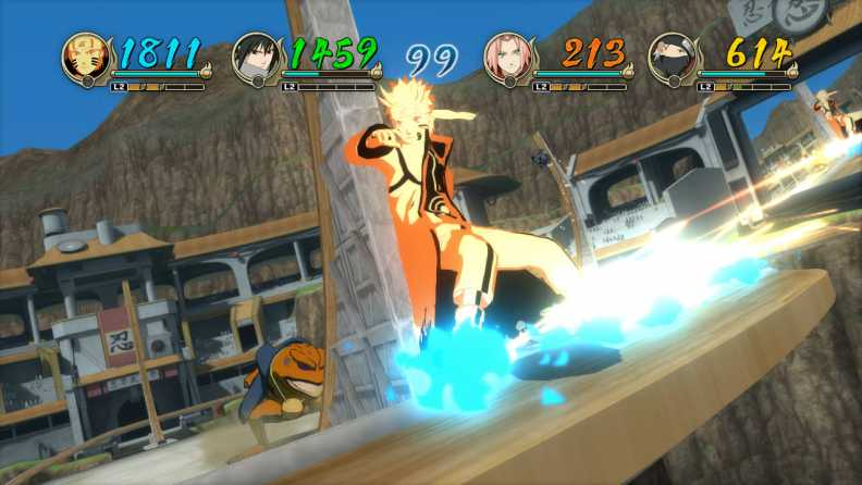 تحميل لعبة naruto shippuden ultimate ninja storm revolution برابط مباشر