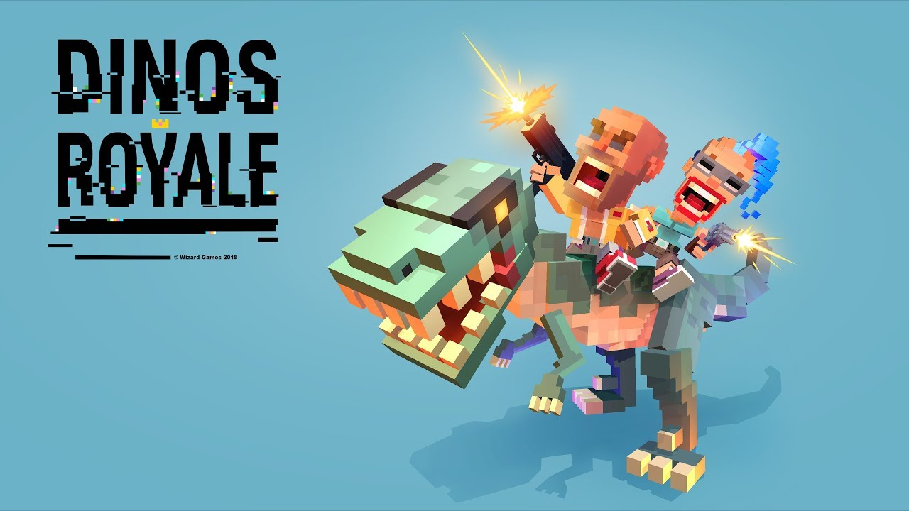 download Dinos Royale